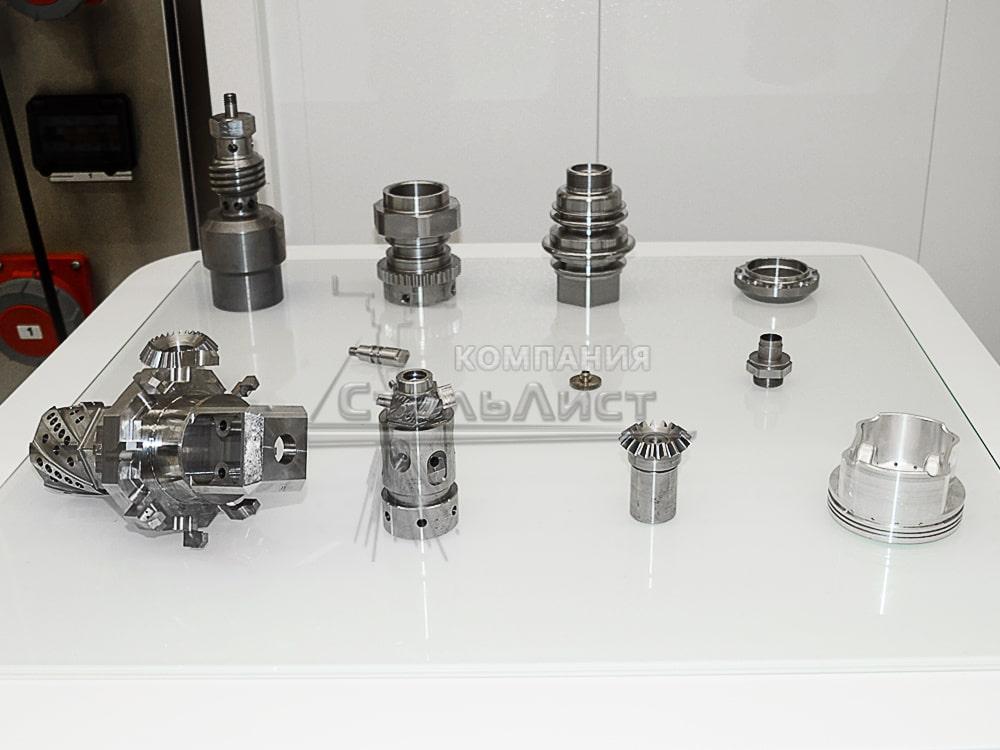 Примеры токарной обработки металла фото 3