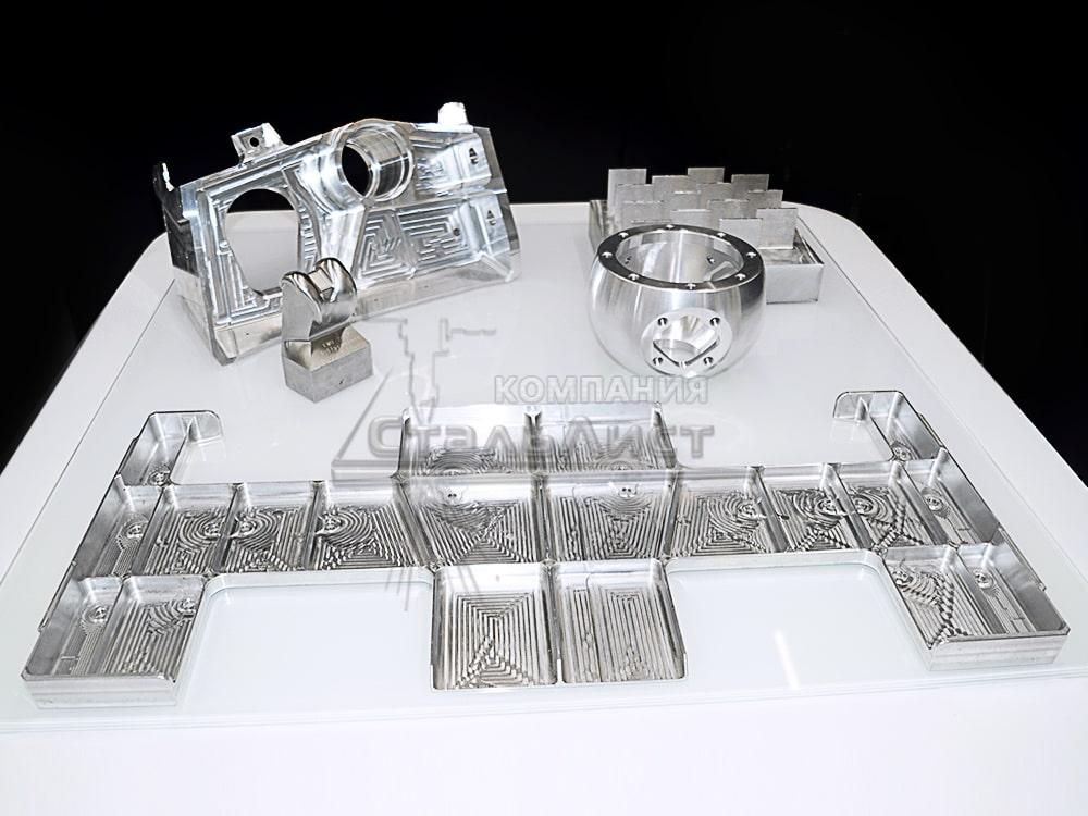 Пример фрезерной обработки металла фото 9