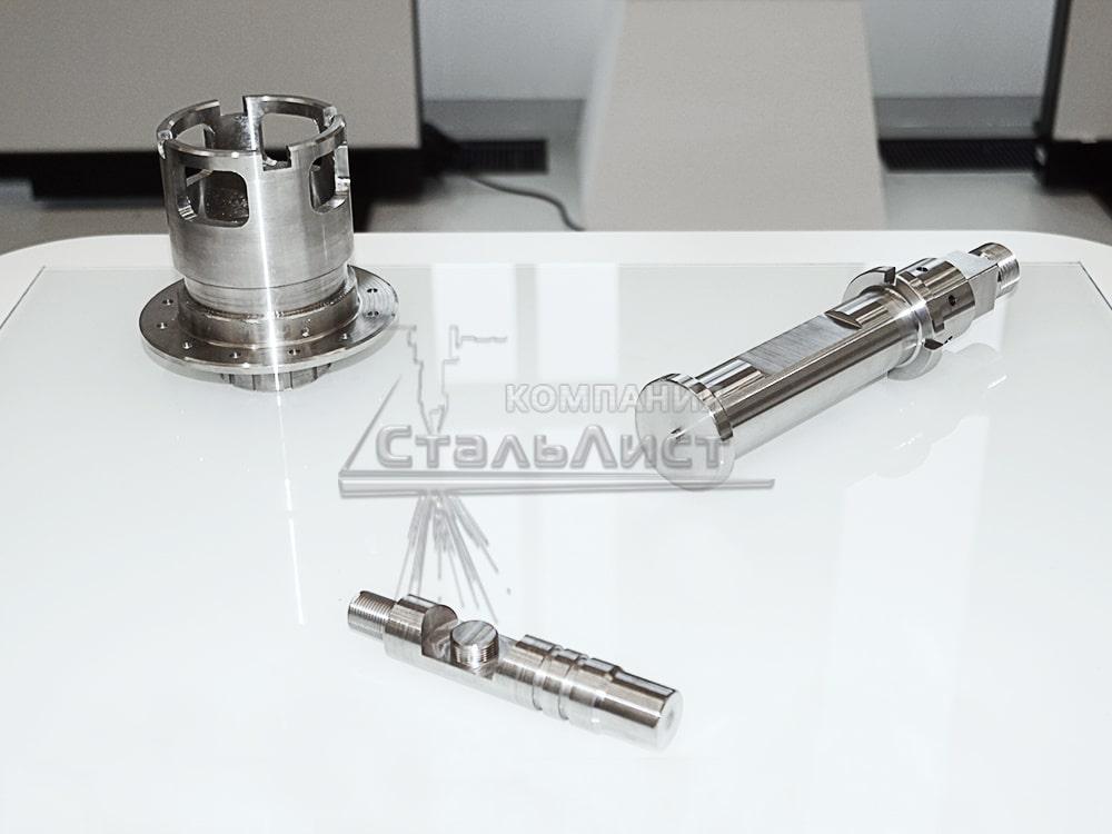 Примеры токарной обработки металла