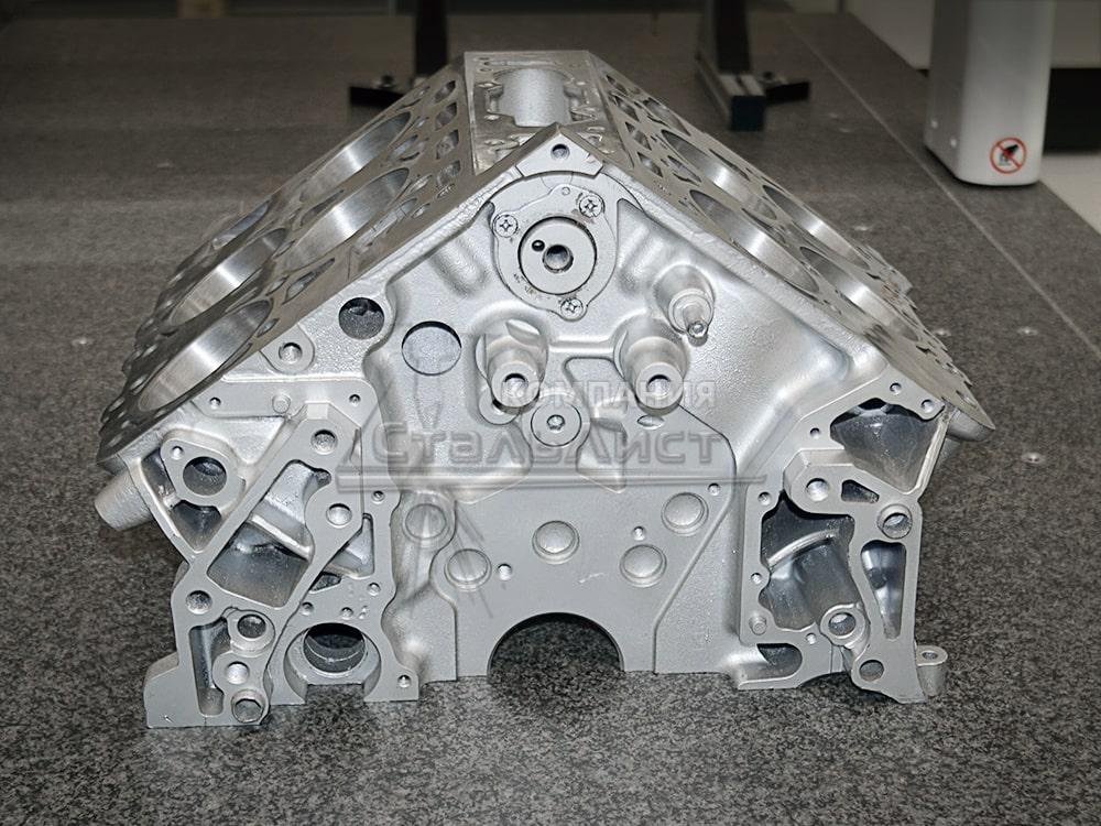 Пример фрезерной обработки металла фото 10