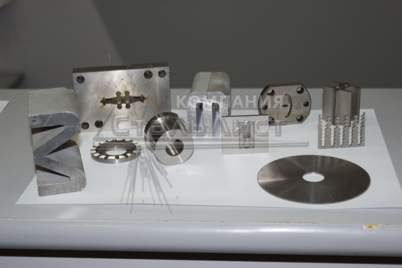 Примеры электроэрозии металла фото 2