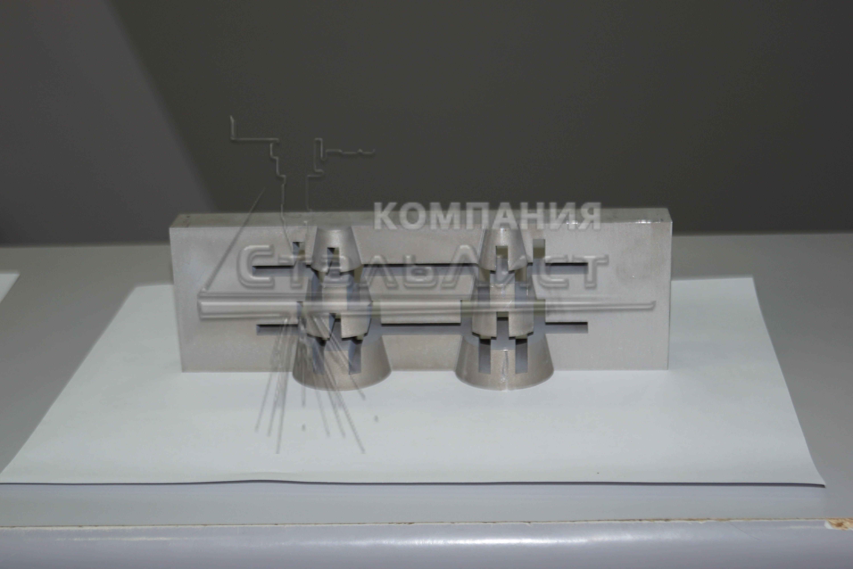 Примеры электроэрозии металла фото 4
