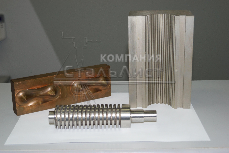 Примеры электроэрозии металла фото 7