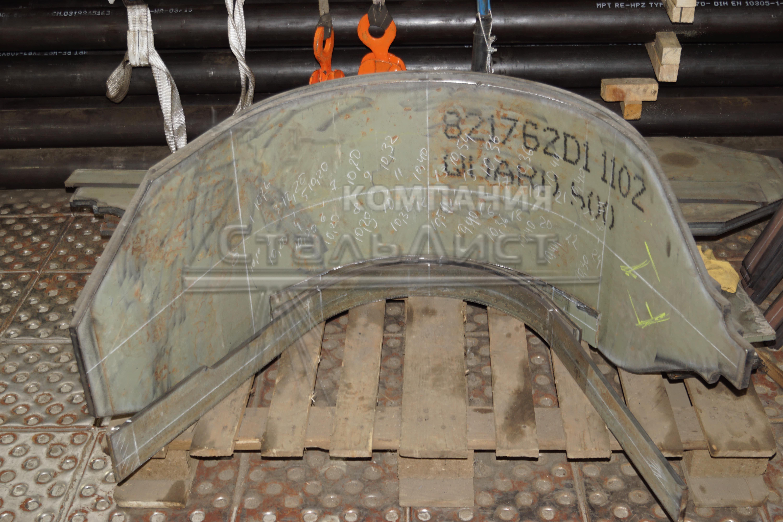 Примеры вальцовки металла