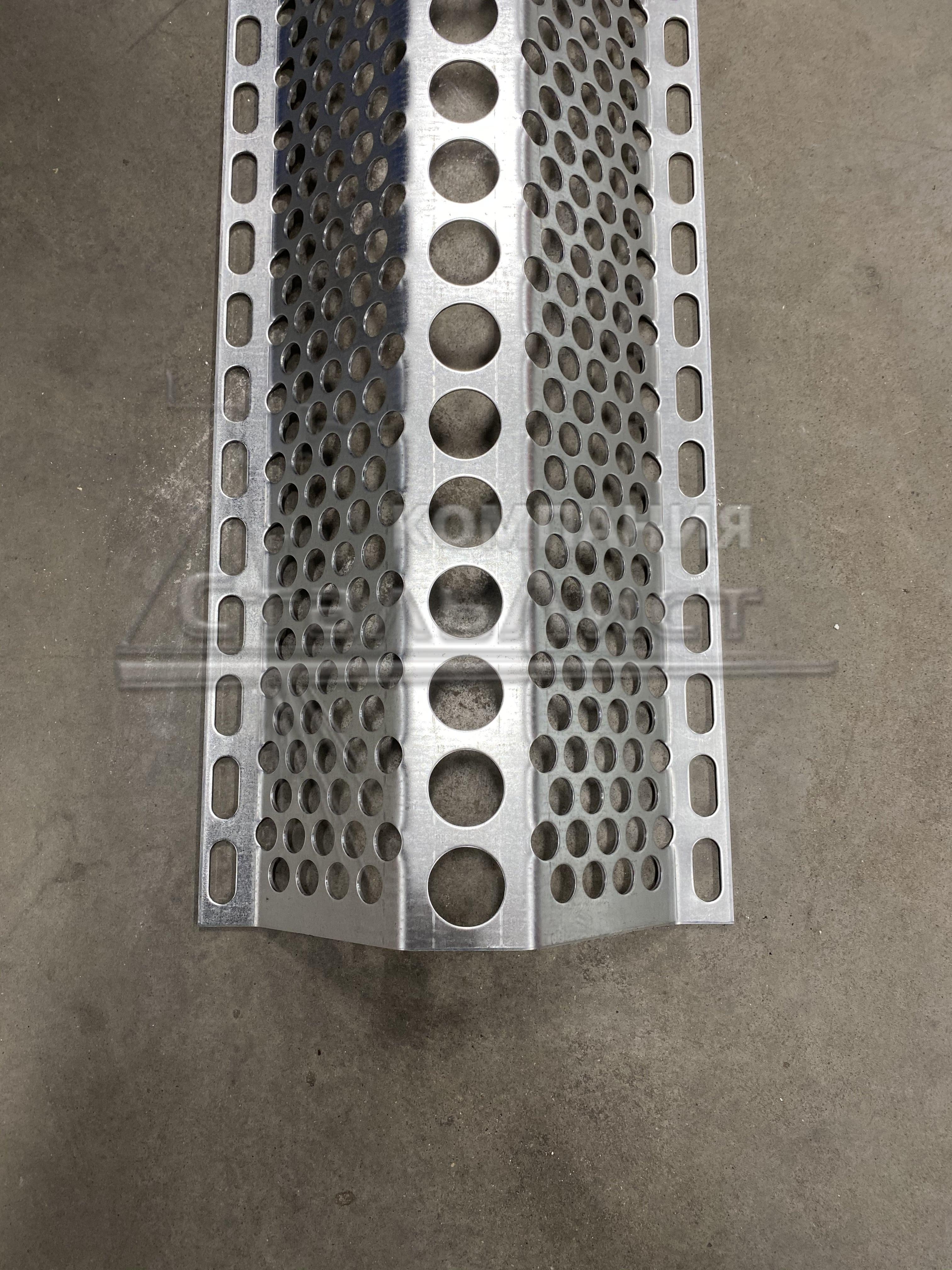 Пример изготовления ветропанелей из металла фото 4