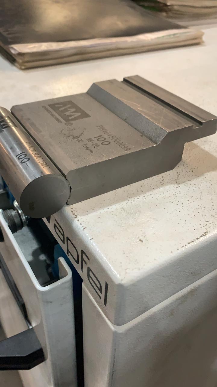 Инструмент для гибочного станка