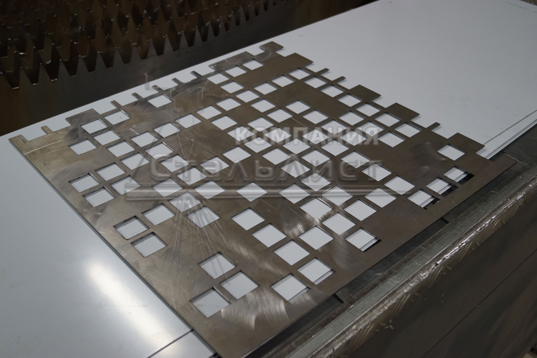 Лазерная резка металла: основные принципы производства