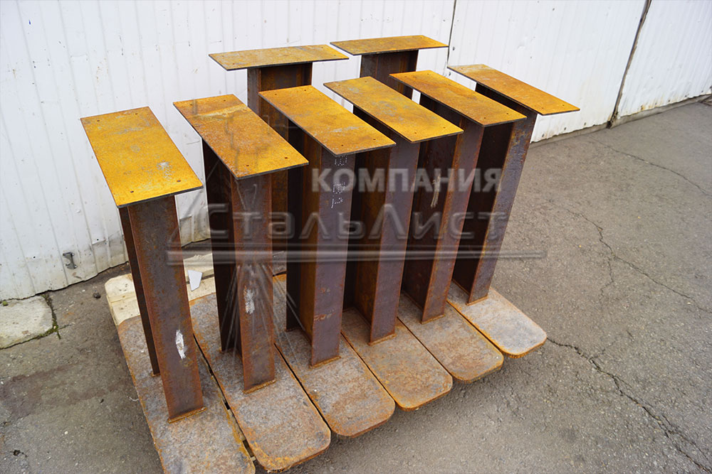 Пример сварки металла